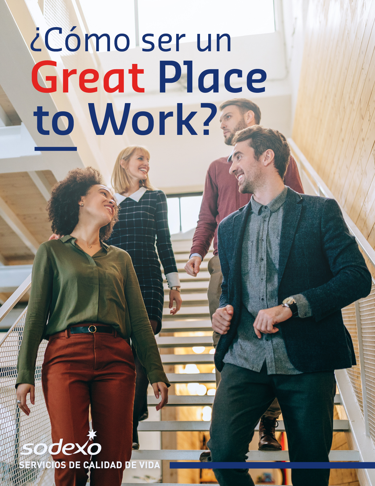 ¿Cómo ser un Great Place to Work?